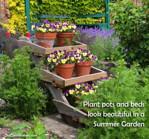Planning For Luxury In Your Summer Garden Dot Com Women
