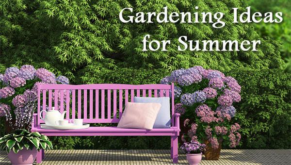 Awesome Gardening Ideas For Summer 2014 Dot Com Women