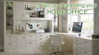 5 Tips on Organising your Home Office - Dot Com Women