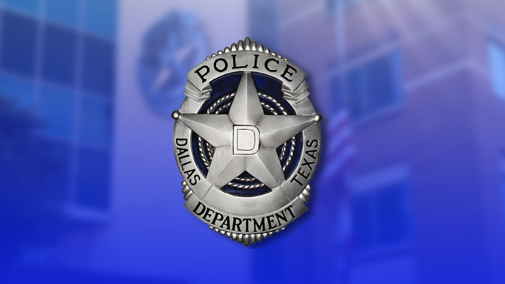 dallas police PD logo 720-54787063