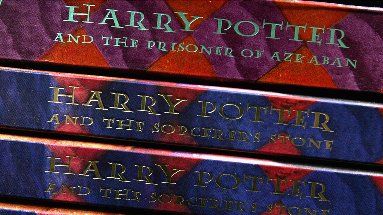 Harry Potter books99798328-159532