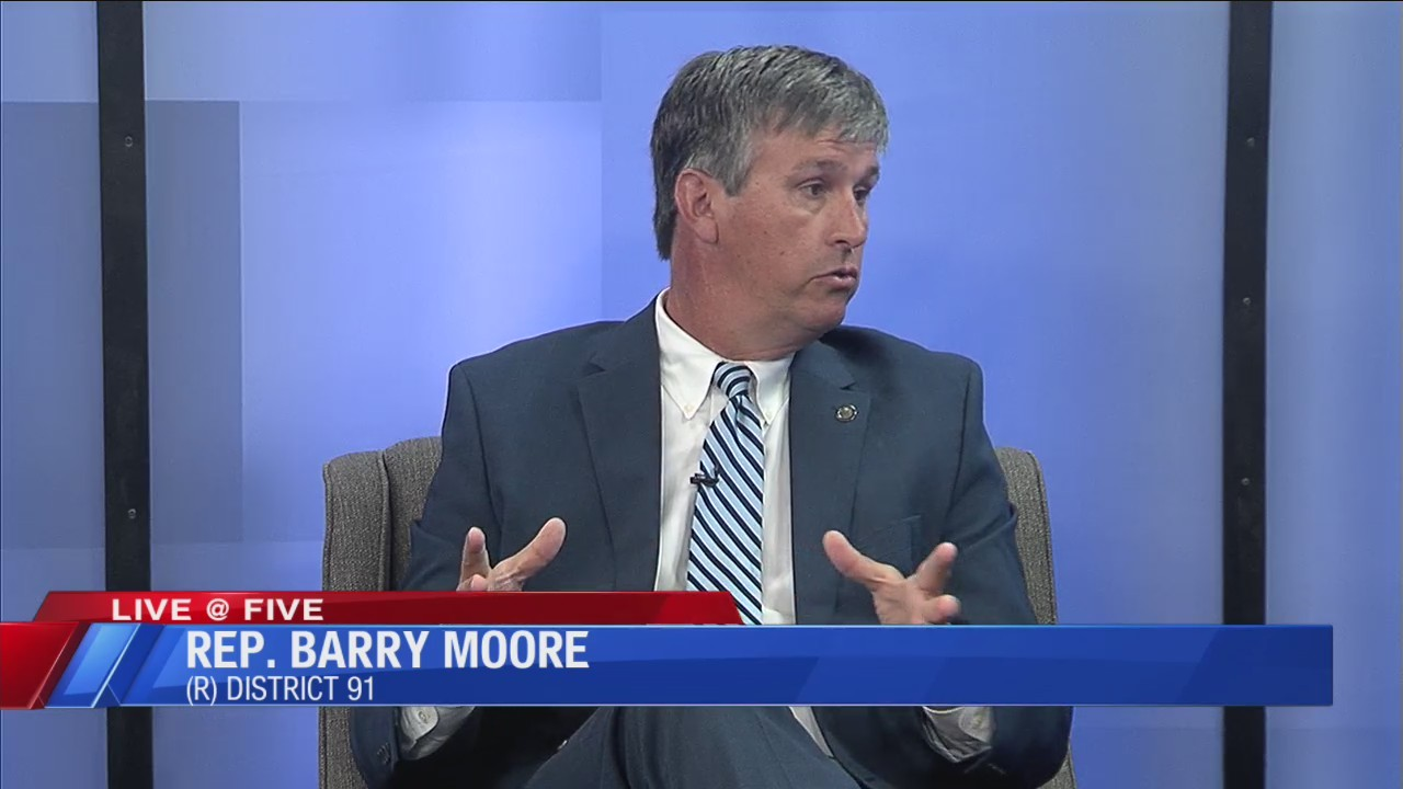 Barry Moore live at 5