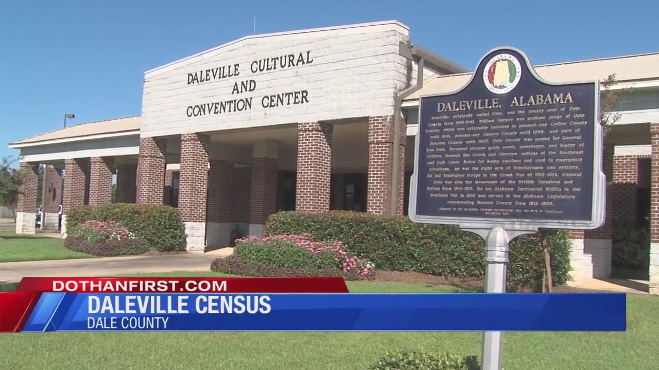 Daleville Census