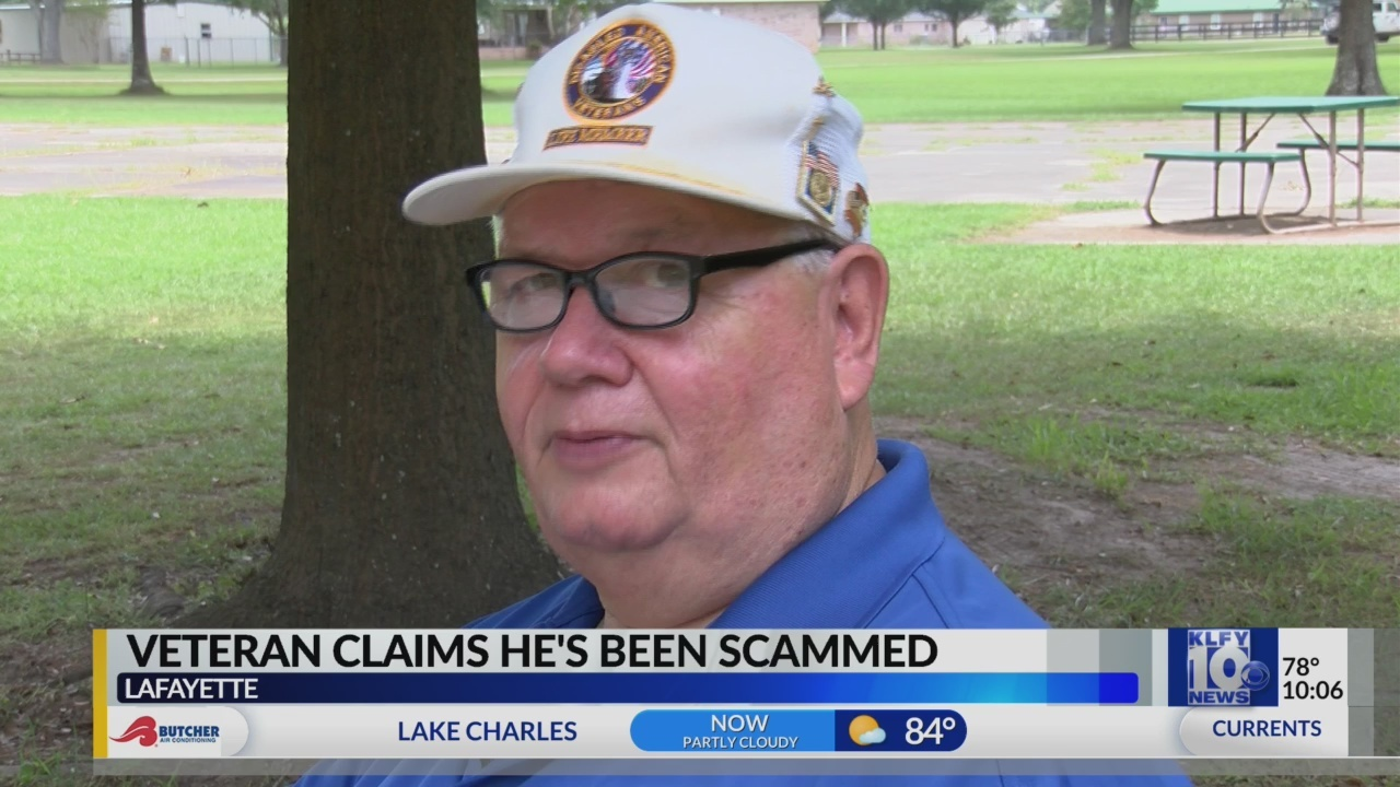 Veteran benefit scam