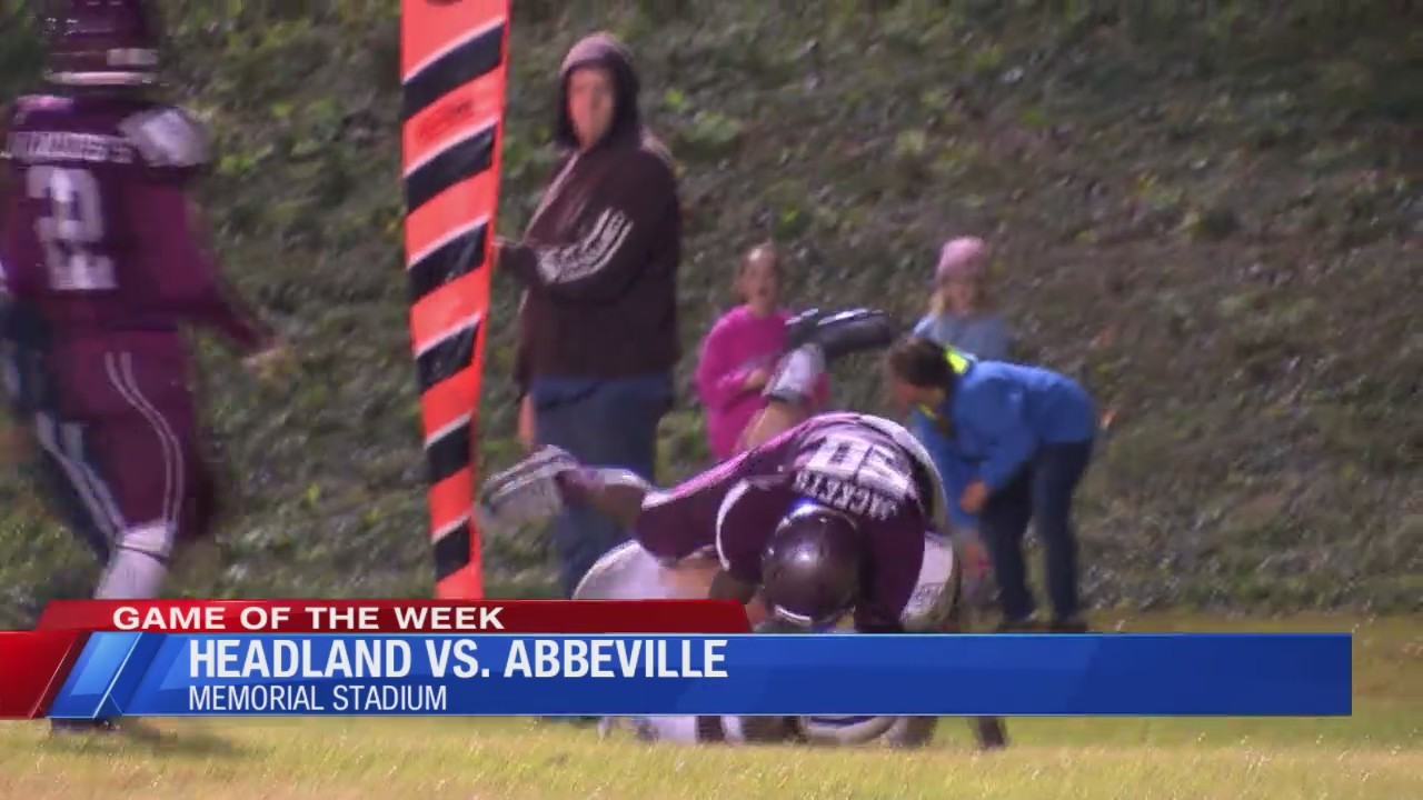 THE EXTRA POINT: Headland vs Abbeville