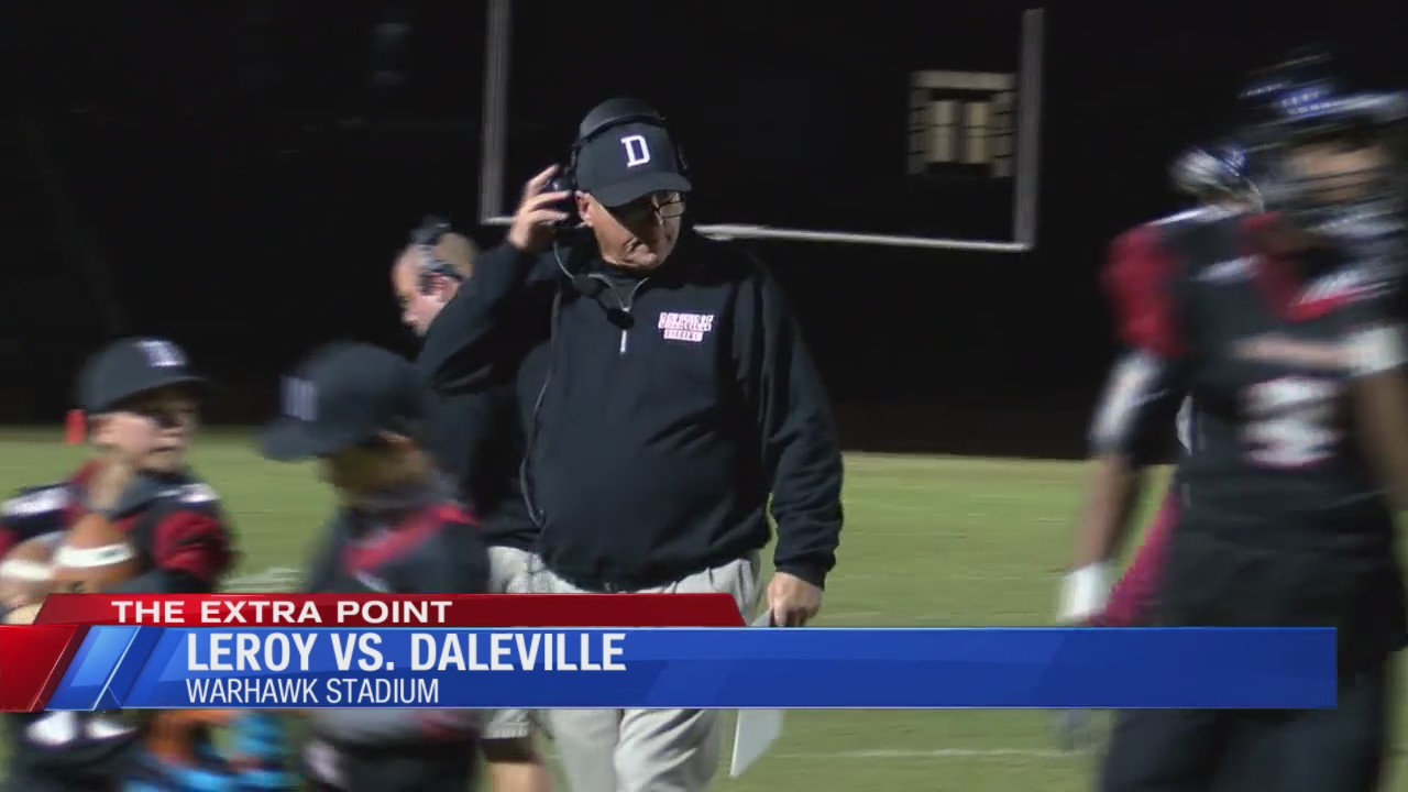 THE EXTRA POINT: Leroy vs Daleville