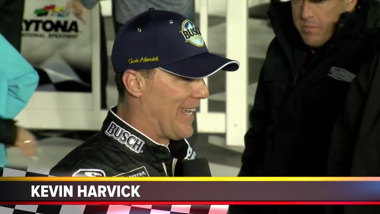 'Countdown to Daytona' Live: Duel winners Harvick, Logano preview Race Day