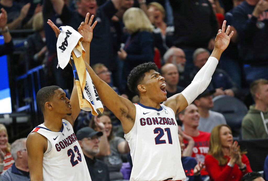 NCAA Baylor Gonzaga Basketball_1553713399619