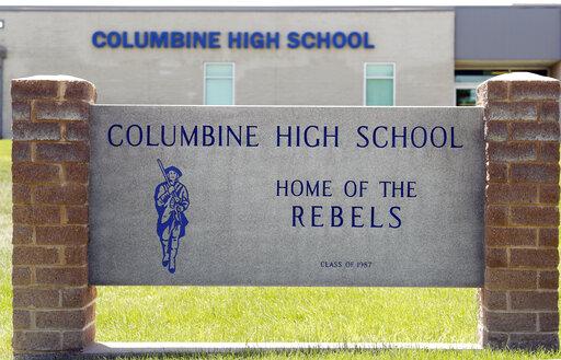 Columbine High School, r m