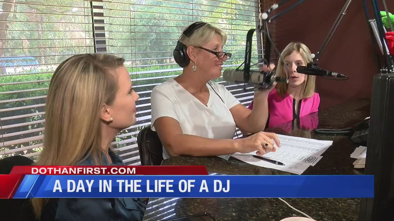 A Day in the Life of a DJ