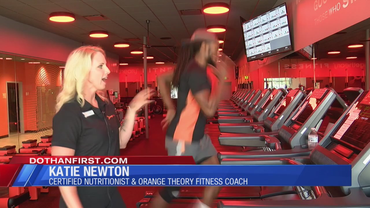 Running tips with a local pro football player: 18 week fitness challenge