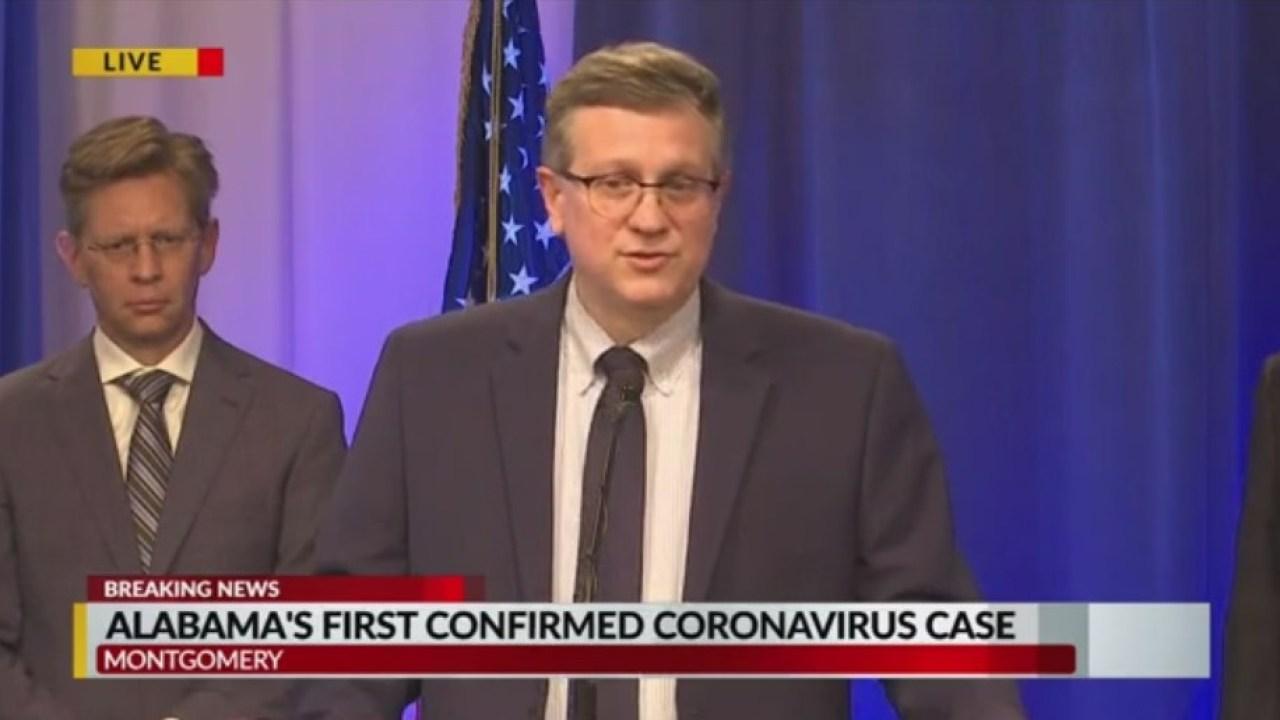 Alabama coronavirus patient identified as a Montgomery Co ...