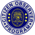 Fall 2018 Citizen Observer Program