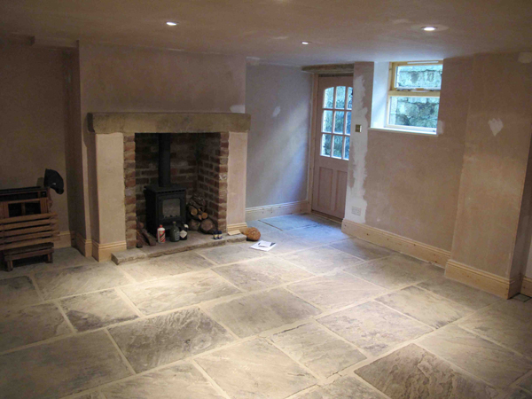 Do The Basement  Victorian Basement Conversion
