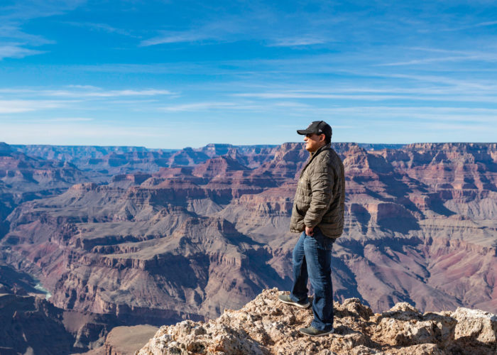 Grand Canyon Guided Tour