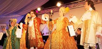 Opera in the Vineyards – Balgownie Estate Resort