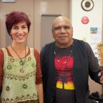 Archie Roach and Tania