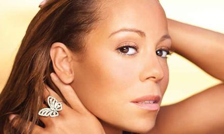 Mariah Carey at Rochford Wines