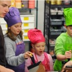 Choco-Licious School Holiday Junior Chocolatier Classes