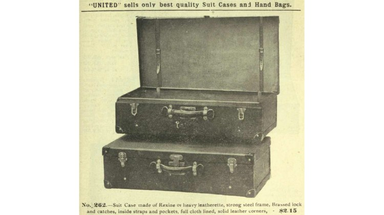 early suite case