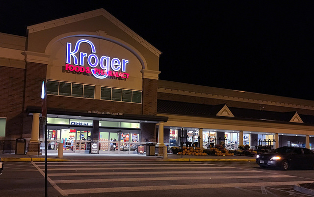 Does Kroger Sell Liquor?