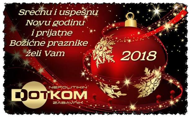 DOTKOM - Srećna Nova Godina !