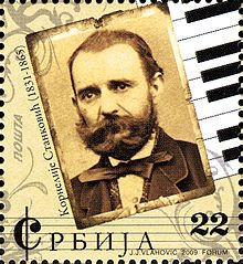 Kornelije Stanković - od notnih zapisa narodnih pesama do Bulevara Evrope