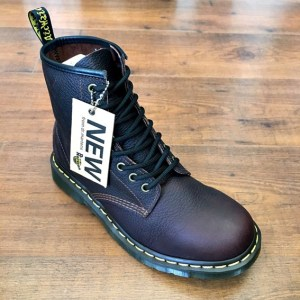 Dr. Martens 1460 8-Eye Carpathian Dark Brown Boot