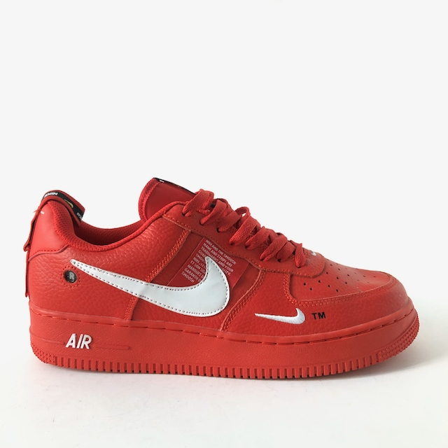 air force 1 utility orange
