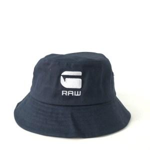 G-STAR RAW Navy Blue denim bucket hat