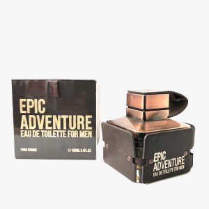 Epic Adventure perfume - DOT MADE