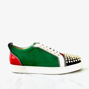 Christian Louboutin Multi-Color low top sneakers