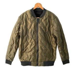 G-STAR RAW Olive Green bomber jacket