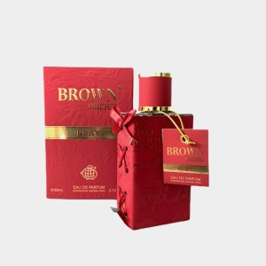 Brown Orchid Ruby perfume 80ml - DOT MADE