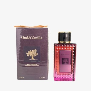 Oud & Vanilla perfume 100ml - DOT MADE