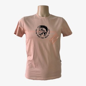 """DSL """"Successful living """" baby pink t-shirt - DOT MADE"""