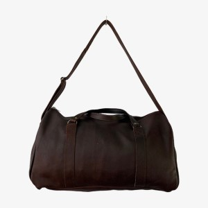 OB Classic choc-brown duffel bag - dot made