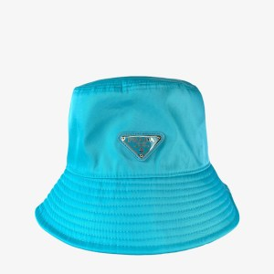 PRD Electric blue bucket hat – dot made
