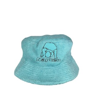 Napken Turquoise bucket hat - dot made