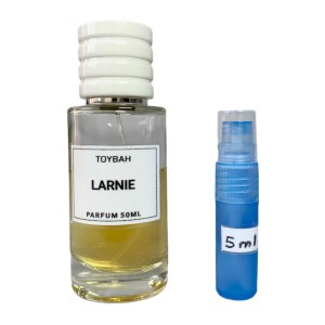 Toybah Larnie perfume 5ml sample