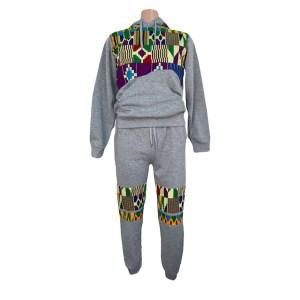 OB Afritouch grey tracksuit - No.2