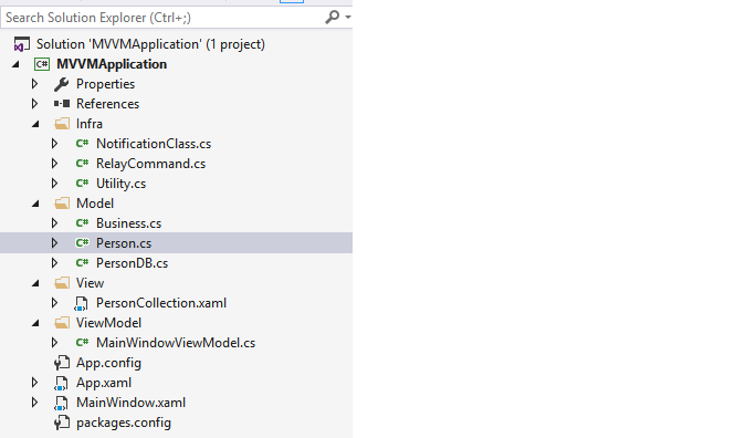 Validating user input wpf mvvm animation
