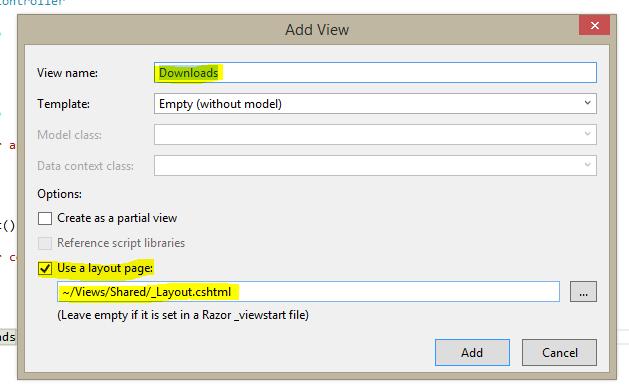 Download CSV file in ASP NET MVC | DotNetXP