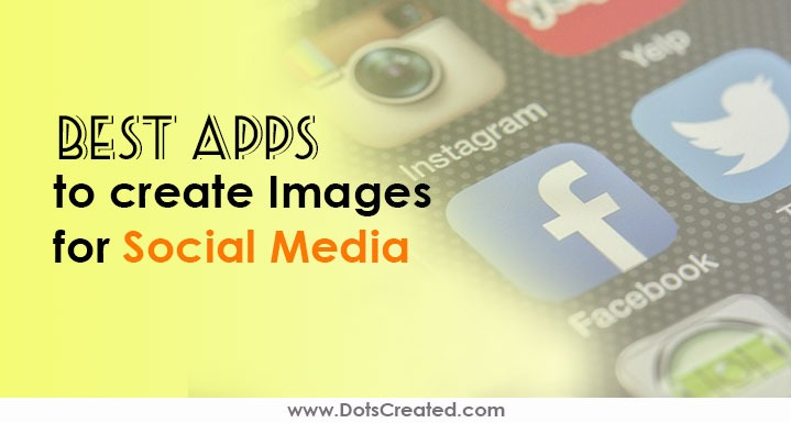 free online apps images for social media - dots created