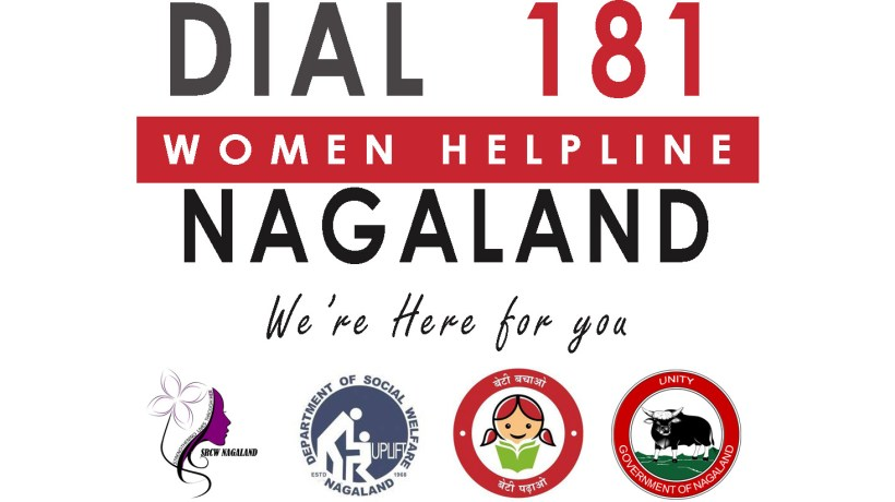 Women helpline 181 nagaland India