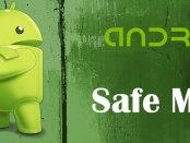 Android: come entrare nella modalità provvisoria