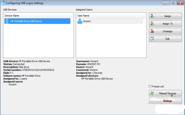 usare chiavetta usb per login windows linux
