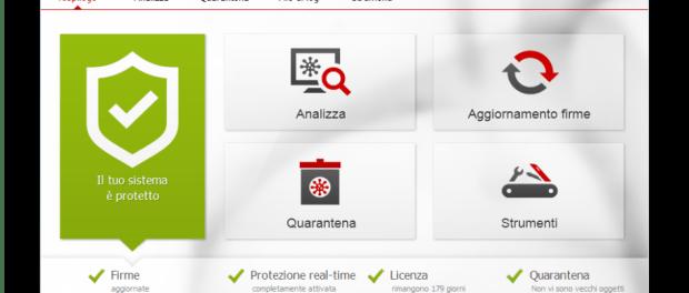 Ashampoo antivirus 2014 gratis fino a fine anno