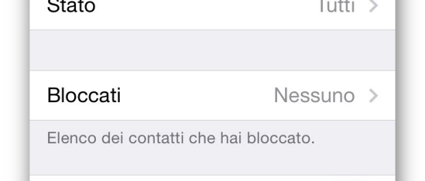 Come rendersi invisibili su Whatsapp 9
