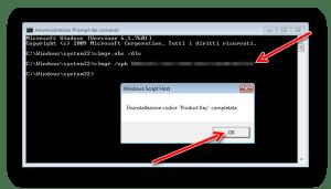 trasferire la licenza di Windows 6